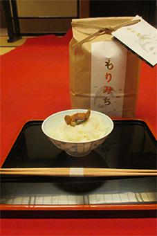 福井県品種「かにからこめ」蟹がら低農薬コシヒカリ