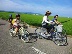 夏03サイクリング様子2 小