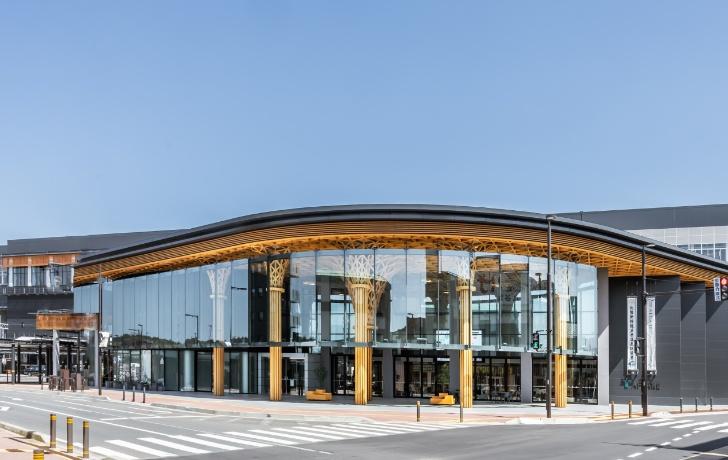 JR芦原温泉駅ご利用の場合