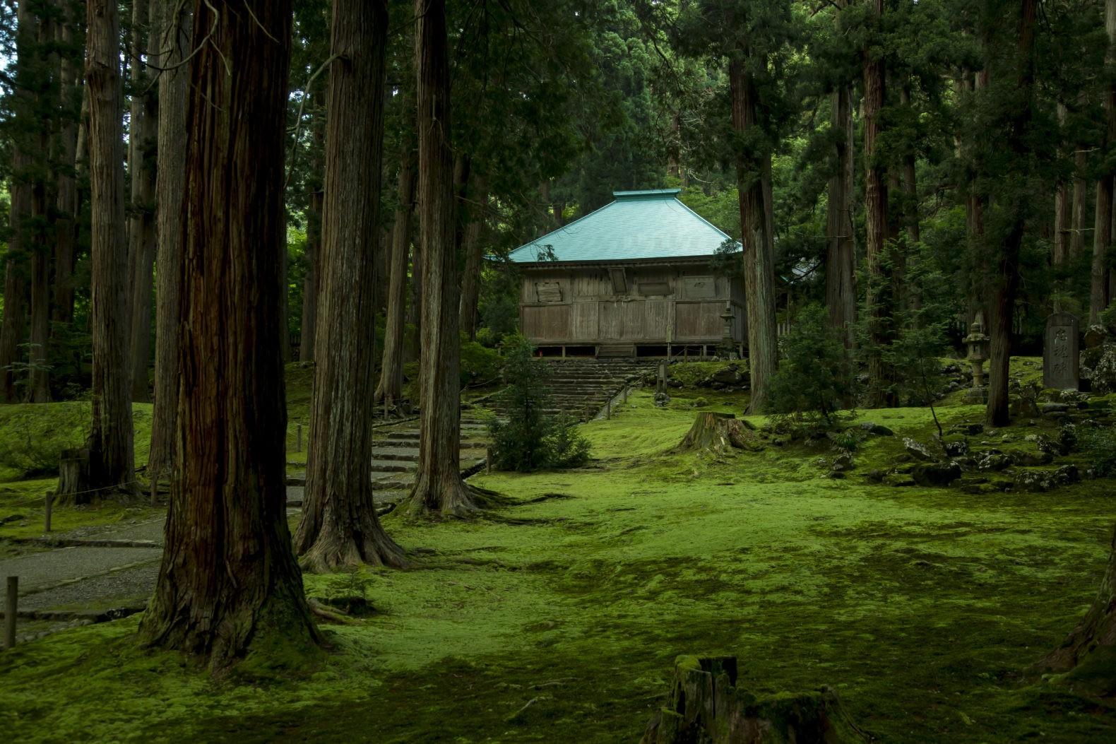 平泉寺「白山神社」