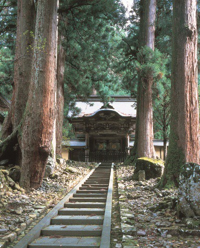 永平寺(坐禅体験)