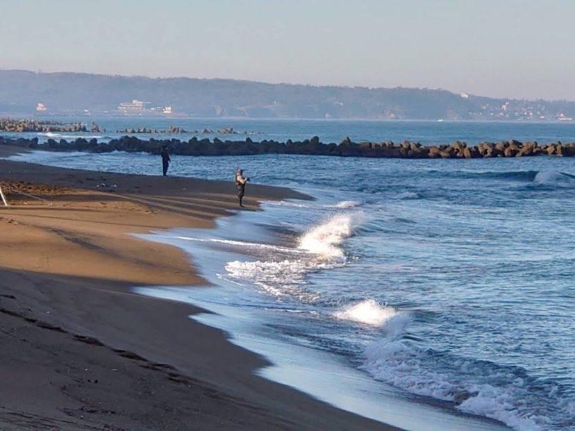 芦原(波松)海岸