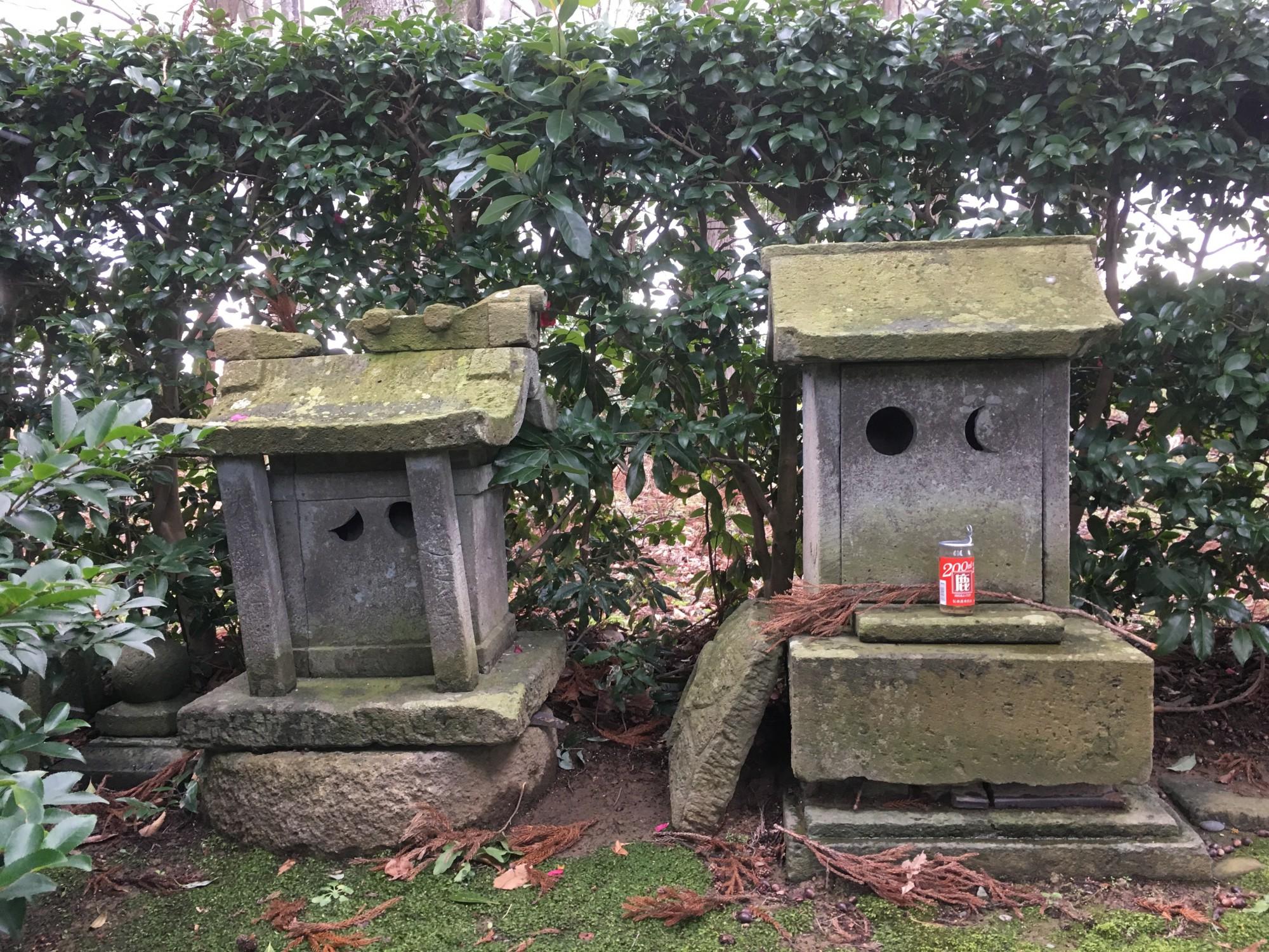御前神社(相葉神社)
