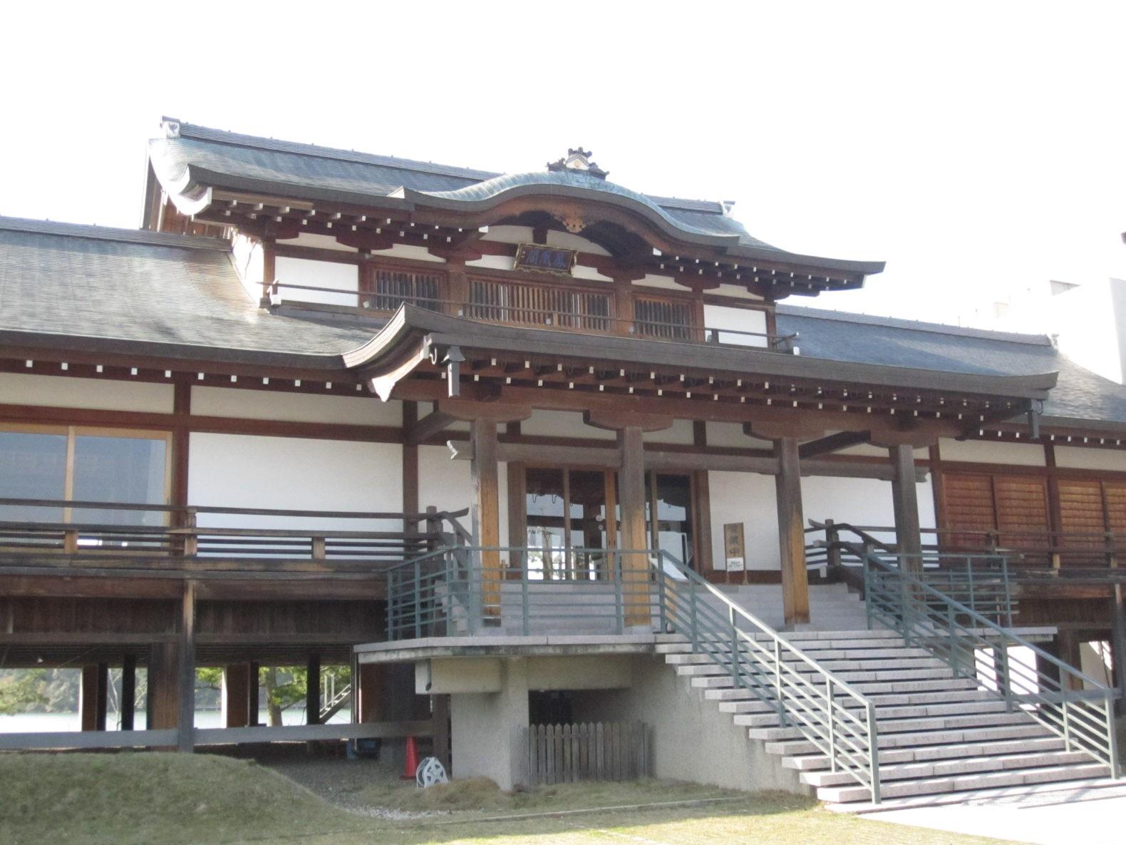 吉崎御坊蓮如上人記念館(念珠作り体験)