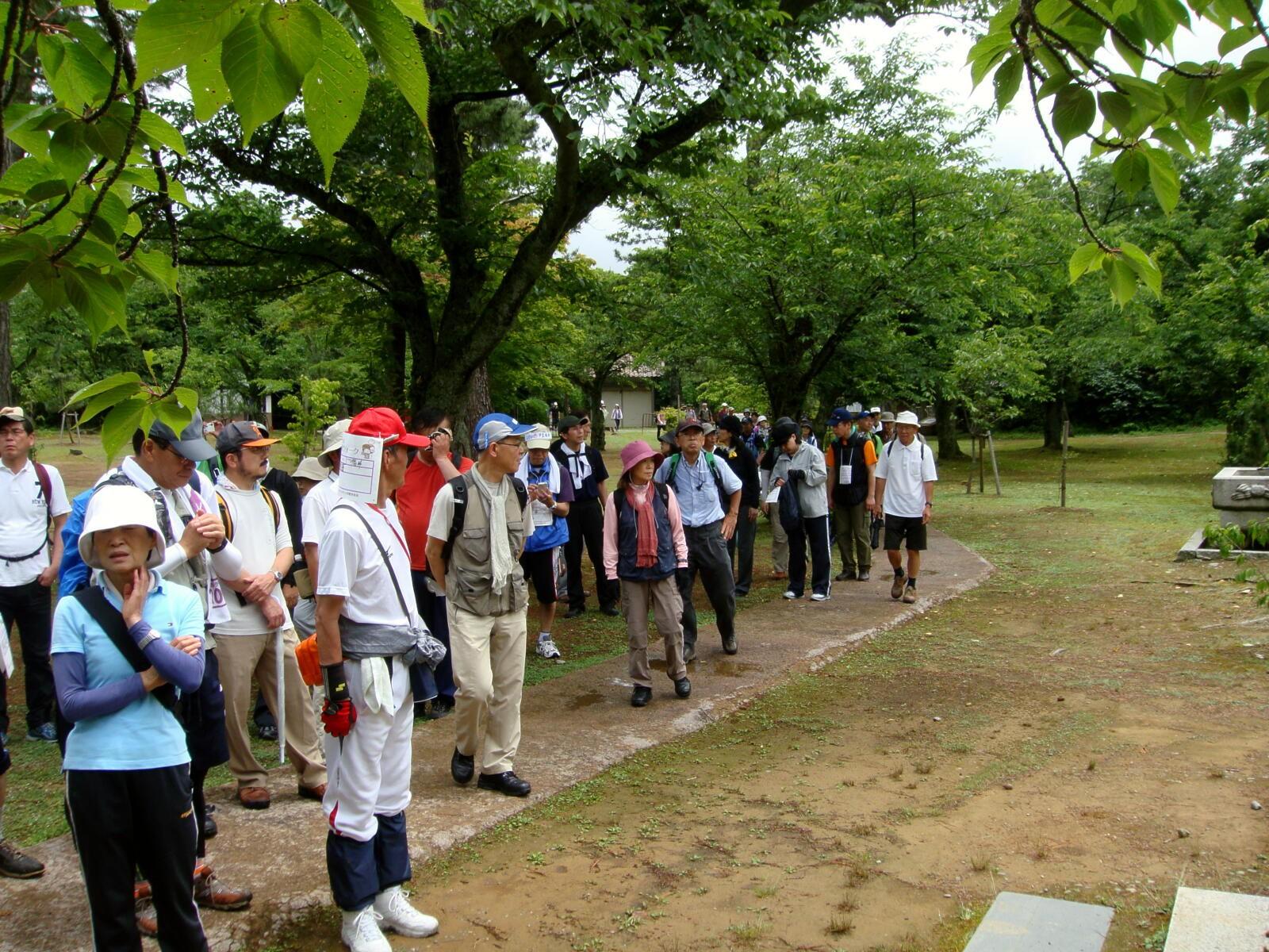 吉崎語り部の会 (市民ガイドと歩く吉崎蓮如の里)
