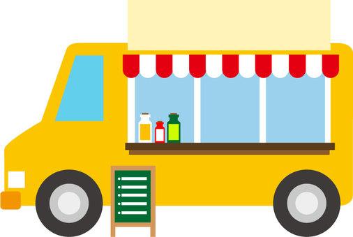 Food truck maneuver  マニューバー